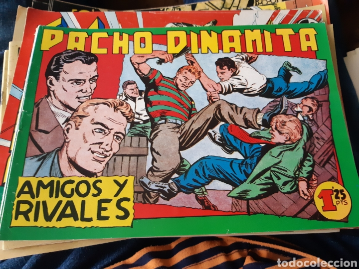 TEBEOS-CÓMICS CANDY - PACHO DINAMITA 56 - MAGA - AA98 (Tebeos y Comics - Maga - Pacho Dinamita)