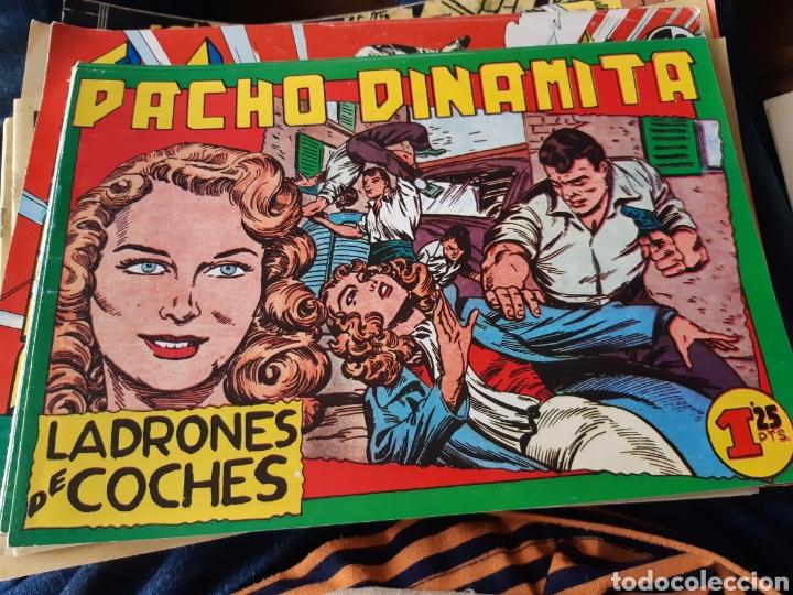 TEBEOS-CÓMICS CANDY - PACHO DINAMITA 57 - MAGA - AA98 (Tebeos y Comics - Maga - Pacho Dinamita)