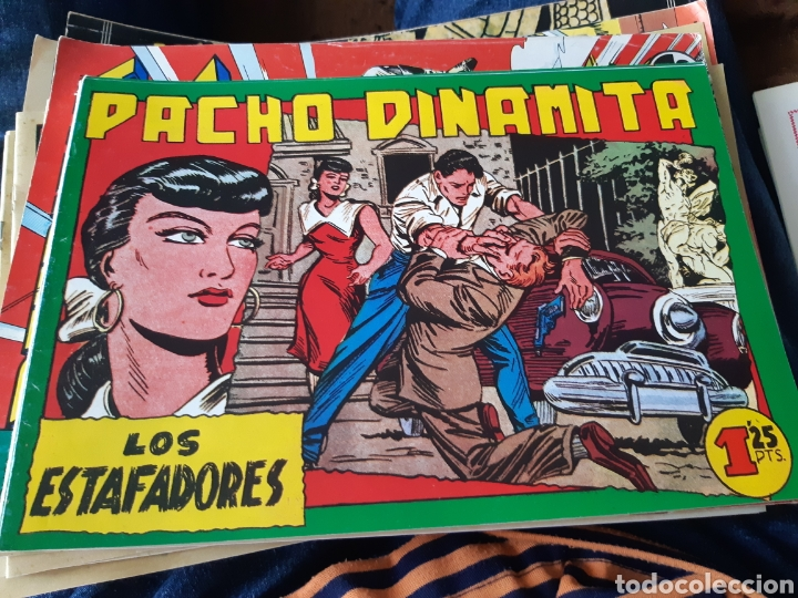 TEBEOS-CÓMICS CANDY - PACHO DINAMITA 58 - MAGA - AA98 (Tebeos y Comics - Maga - Pacho Dinamita)