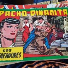 Tebeos: TEBEOS-CÓMICS CANDY - PACHO DINAMITA 58 - MAGA - AA98. Lote 185890086