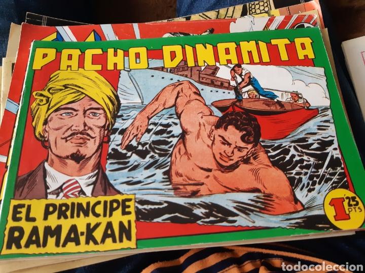 TEBEOS-CÓMICS CANDY - PACHO DINAMITA 59 - MAGA - AA98 (Tebeos y Comics - Maga - Pacho Dinamita)