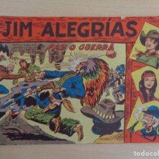 Tebeos: JIM ALEGRÍAS NÚM. 48. ORIGINAL. EDITA MAGA. BUEN ESTADO. Lote 186166467