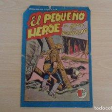 Tebeos: EL PEQUEÑO HEROE 107 EL ARDID DEL HECHICERO. ORIGINAL. EDITA MAGA. VER FOTOS. Lote 186171376