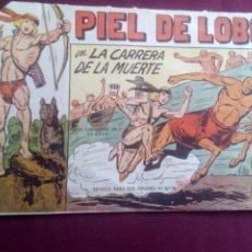 Tebeos: PIEL DE LOBO. Lote 186227711