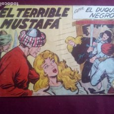 Tebeos: EL DUQUE NEGRO. Lote 186228612