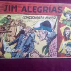 Tebeos: JIM ALEGRÍAS. Lote 186229582