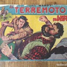 Tebeos: DAN BARRY EL TERREMOTO - NUMERO 20 - MAGA, ORIGINAL - GCH. Lote 186286262