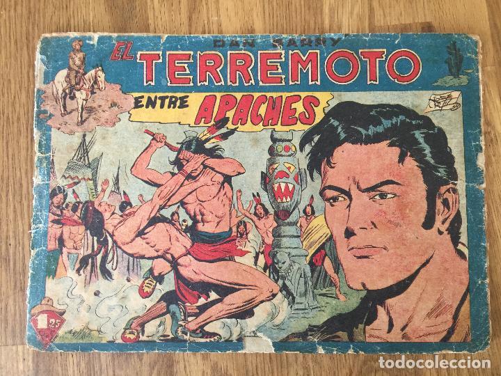 DAN BARRY EL TERREMOTO - NUMERO 18 - MAGA, ORIGINAL - GCH (Tebeos y Comics - Maga - Dan Barry)
