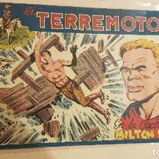 Tebeos: DAN BARRY EL TERREMOTO Nº27. Lote 186430812