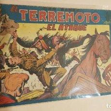 Tebeos: DAN BARRY EL TERREMOTO Nº21. Lote 186431126