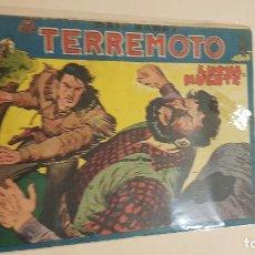 Giornalini: DAN BARRY EL TERREMOTO Nº20. Lote 186431173