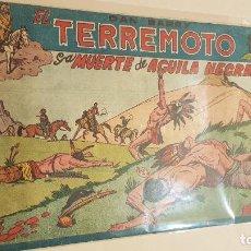 Tebeos: DAN BARRY EL TERREMOTO Nº17. Lote 186431336