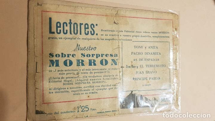 Tebeos: DAN BARRY EL TERREMOTO Nº12 - Foto 2 - 186431448