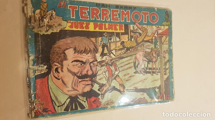 DAN BARRY EL TERREMOTO Nº12 (Tebeos y Comics - Maga - Dan Barry)