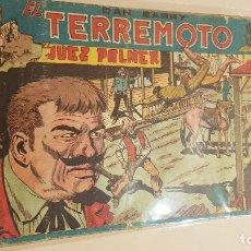 Tebeos: DAN BARRY EL TERREMOTO Nº12. Lote 186431448
