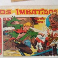Livros de Banda Desenhada: LOS IMBATIDOS Nº 29 ORIGINAL. Lote 186936441