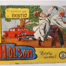 Tebeos: H.OLSON Nº 7 EDITORIAL MAGA EXCELENTE ESTADO. Lote 187087841