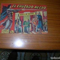 Tebeos: EL CRUZADO NEGRO Nº 21 EDITA MAGA . Lote 187104683