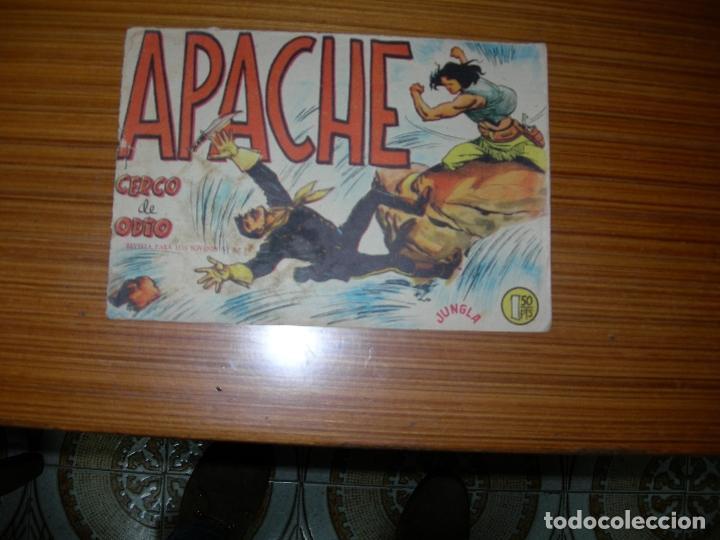 APACHE Nº 4 EDITA MAGA (Tebeos y Comics - Maga - Apache)