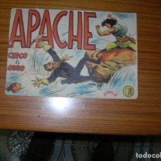 Tebeos: APACHE Nº 4 EDITA MAGA . Lote 187104846