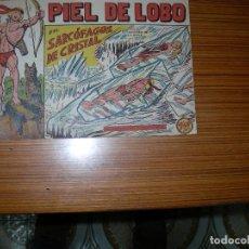 Tebeos: PIEL DE LOBO Nº 19 EDITA MAGA . Lote 187108217