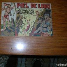 Tebeos: PIEL DE LOBO Nº 23 EDITA MAGA . Lote 187109610