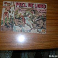 Tebeos: PIEL DE LOBO Nº 33 EDITA MAGA . Lote 187110108