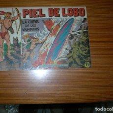 Tebeos: PIEL DE LOBO Nº 27 EDITA MAGA . Lote 187110165