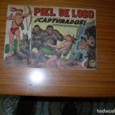 Tebeos: PIEL DE LOBO Nº 28 EDITA MAGA . Lote 187110227