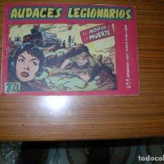 Tebeos: AUDACES LEGIONARIOS Nº 8 EDITA MAGA . Lote 187165510