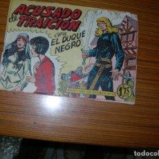 Tebeos: EL DUQUE NEGRO Nº 18 EDITA MAGA . Lote 187166378