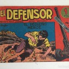 BDs: EL DEFENSOR - NUMERO 10 - MAGA, ORIGINAL - GCH. Lote 187311537