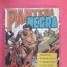 Tebeos: PANTERA NEGRA-Nº1-REVISTA PARA JÓVENES-MAGA. Lote 187502701