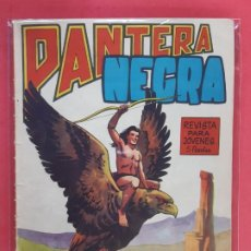 Tebeos: PANTERA NEGRA Nº 12 REVISTA PARA JÓVENES MAGA. Lote 187503560