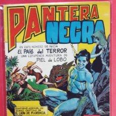 Tebeos: PANTERA NEGRA Nº 13 REVISTA PARA JÓVENES-MAGA. Lote 187503600