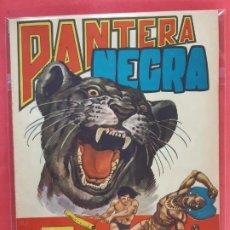 Tebeos: PANTERA NEGRA Nº 15 REVISTA PARA JÓVENES MAGA. Lote 187503677