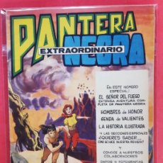 Tebeos: PANTERA NEGRA Nº 19 REVISTA PARA JÓVENES MAGA. Lote 187503715