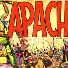 Tebeos: APACHE (MAGA, 1956) COLECCIÓN COMPLETA: 56 EJS. DE LUIS BERMEJO. Lote 187642573