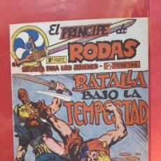 Tebeos: EL PRÍNCIPE DE RODAS Nº 50 MAGA 1960. Lote 188254805