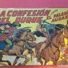 Tebeos: EL PALADIN AUDAZ Nº 14 ORIGINAL MAGA M.GAGO. Lote 188279241