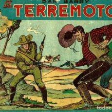 Tebeos: DAN BARRY, EL TERREMOTO (MAGA, 1954) DE JOSÉ ORTIZ, COLECCIÓN DE 76 EJS, A FALTA DE 2: EL 71 Y EL 75. Lote 188425647