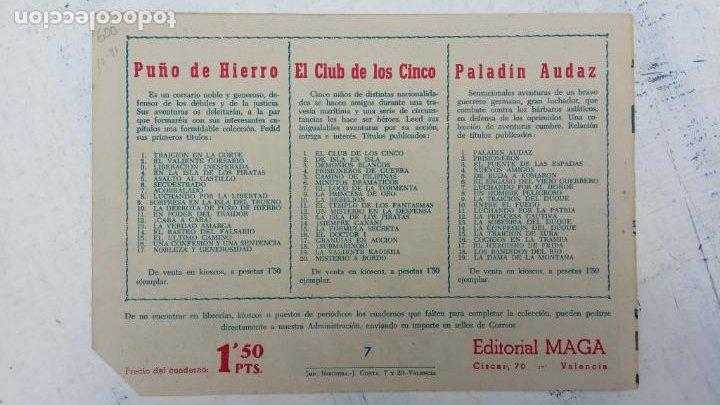 Tebeos: EL CAPITÁN VALIENTE ORIGINAL LOTE 2 AL 18 MENOS EL 15, MAGNÍFICO ESTADO, VER TODAS LAS PORTADAS - Foto 21 - 188515530