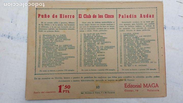 Tebeos: EL CAPITÁN VALIENTE ORIGINAL LOTE 2 AL 18 MENOS EL 15, MAGNÍFICO ESTADO, VER TODAS LAS PORTADAS - Foto 27 - 188515530