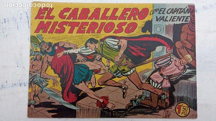 Tebeos: EL CAPITÁN VALIENTE ORIGINAL LOTE 2 AL 18 MENOS EL 15, MAGNÍFICO ESTADO, VER TODAS LAS PORTADAS - Foto 36 - 188515530