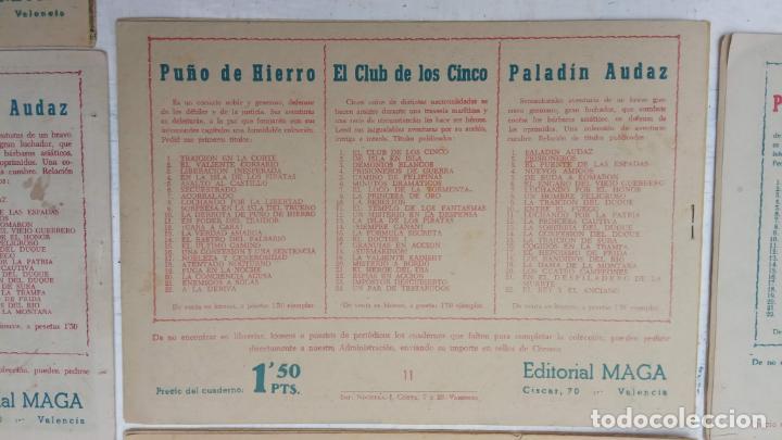 Tebeos: EL CAPITÁN VALIENTE ORIGINAL LOTE 2 AL 18 MENOS EL 15, MAGNÍFICO ESTADO, VER TODAS LAS PORTADAS - Foto 48 - 188515530