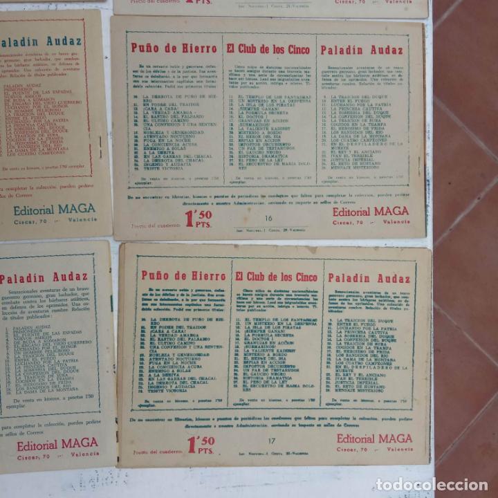 Tebeos: EL CAPITÁN VALIENTE ORIGINAL LOTE 2 AL 18 MENOS EL 15, MAGNÍFICO ESTADO, VER TODAS LAS PORTADAS - Foto 55 - 188515530