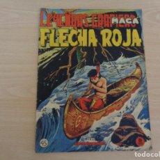Tebeos: LEYENDAS GRÁFICAS FLECHA ROJA 45. EDITA MAGA.. Lote 188596181