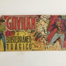 Tebeos: EL GAVILAN - NUMERO 4 - MAGA, ORIGINAL - GCH. Lote 188624968