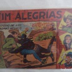 Giornalini: JIM ALEGRIAS Nº 15 ORIGINAL. Lote 188677086