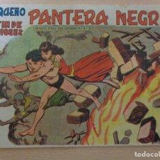 Tebeos: PQUEÑO PANTERA NEGRA NÚM. 165. EL FIN DE LOS DIOSES. ORIGINAL. EDITA MAGA 1958. BUEN ESTADO. Lote 188756301